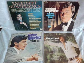 Engelbert Humperdinck Record Albums  Good To Poor