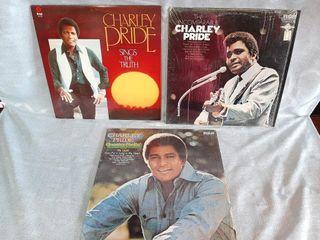 Charlie Pride Record Album