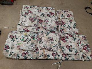 Patio Furniture Cushion lot