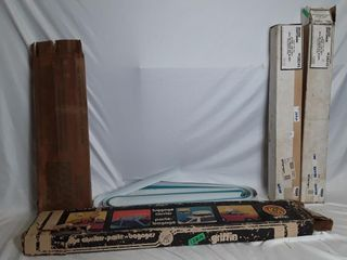 4 item lot to include luggage carrier rack