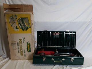 Colman portable grill