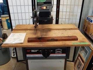 Craftsman heavy duty radial arm saw