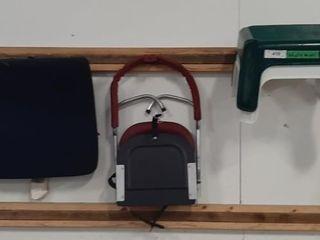 Step stools  step ladder  cushion  etc
