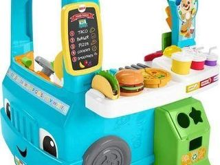 FISHERPRICE SERVIN UP FUN FOOD TRUCK
