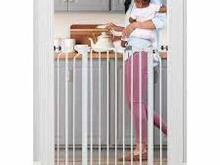 REGAlO EASY STEP EXTRA TAll SAFETY GATE  29 36 5