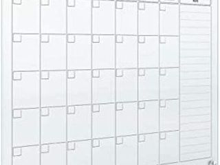 QUARTET MAGNETIC CAlENDAR BOARD  3 X 2 FEET