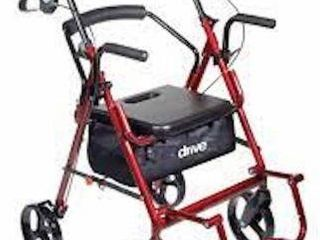 DIRVE MEDICAl TRANSPORT CHAIR DUET ROllATOR