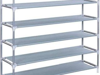 SONGMICS 5 TIER UTIlITY SHOE RACK UlSR05G