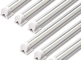6 PACK BARINA lED GROW lIGHT 4 FT T8