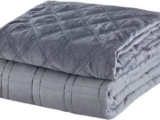 WEIGHTED BlANKETS KING SIZE APROX 15lBS