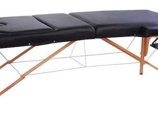 WOOD 3 SECTION NORMAl MASSAGE TABlE 309 054