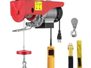 VIVOHOME VH436 OVERHEAD ElECTRIC lIFTING HOIST
