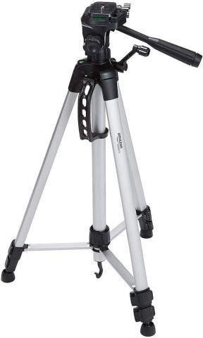 AMAZONBASICS lIGHTWEIGHT TRIPOD WITH BAG 60IN
