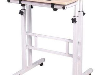SOGES MOBIlE SIT AND STAND DESK