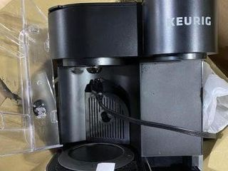 KERUIG K DUO COFFEE MAKER  MISSING ACCESSORIES