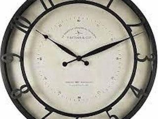 FIRSTIME KENSINGTON 18 INCH WHISPER WAll ClOCK IN