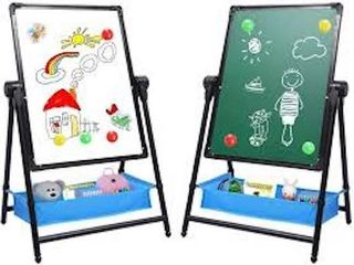 ARKMIIDO KIDS ARTIST EASEl DOUBlE SIDED WITH