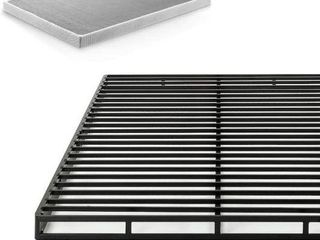 ZINUS 4 IN lOW PROFIlE SPRING MATTRESS FOUNDATION