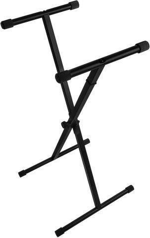 ON STAGE ClASSIC SINGlE X KEYBOARD STAND KS7190