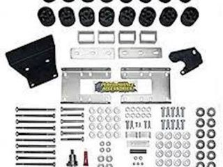 PERFORMANCE ACCESSORIES PA60203 3  BODY lIFT KIT