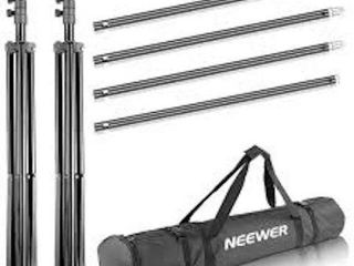 NEEWER BACKGROUND STAND SUPPORT SYSTEM 2 6M X