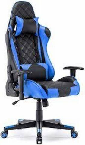 SYNTHETIC lEATHER GAMING OFFICE CHAIR WITH