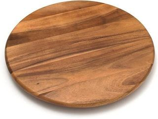 lIPPER INTERNATIONAl lAZY SUSAN ACACIA KITCHEN