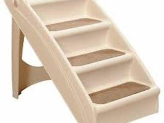 FOlDING PET STEPS KRAFT BOX