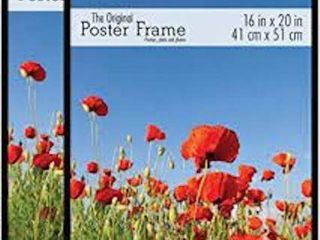 THE ORIGINAl POSTER FRAME 24X36 2 PACK