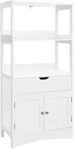 VASAGlE BATHROOM STORAGE CABINET WITH DRAWER  2