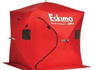 ESKIMO ICE SHElTER QUICKFISH 3 INSUlATED 69445