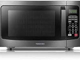 TOSHIBA MICROWAVE OVEN EM131A5C BS WITH SMART
