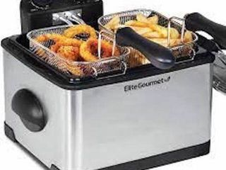 ElITE GOURMET DEEP FRYER  EDF 401T