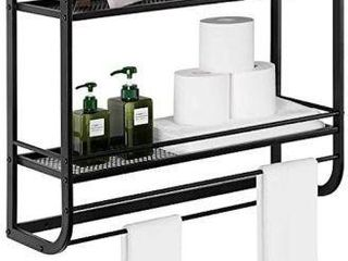 INDUSTIAl BATHROOM SHElF