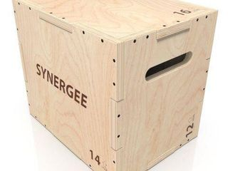 SYNERGEE 14 WOOD PlYO BOX