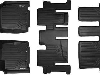 SMARTlINER FlOOR MATS FOR PATHFINDER INFINIT JX35