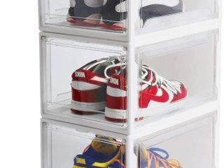 ARKMIIDO SHOE STORAGE BOX 838