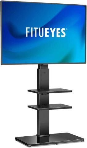 FITUEYES TV STAND FOR TVS UP TO 65 INCHES