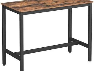 VASAGlE DINING TABlE  47 X 23 INCHES