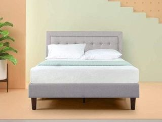 ZINUS PlATFORM BED  QUEEN
