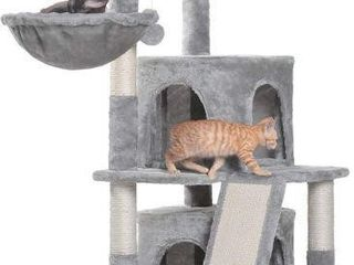 HEY BRO CAT TREE  41 34 INCHES