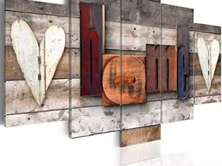 5 PCS KONDA ART MODERN ABSTRACT CANVAS HOME
