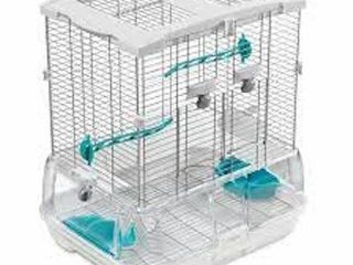 VISION BIRD CAGE FOR SMAll BIRDS 18 7 X 14 6 X