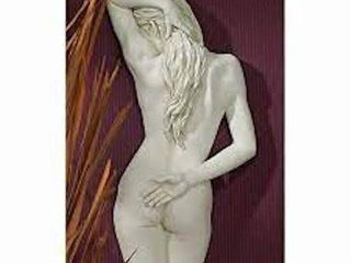 TOSCANO SWEET SURRNDER SCUlPTURE 4 X 13 X 27
