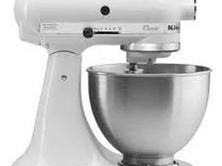 KITCHEN AID TIlT HEAD STAND MIXER 4 5 QT