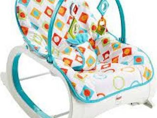 FISHER PRICE INFANT TO TODDlER ROCKER 50 01 X