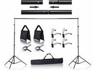 EMART PHOTO BACKDROP STAND 3 5 X 10