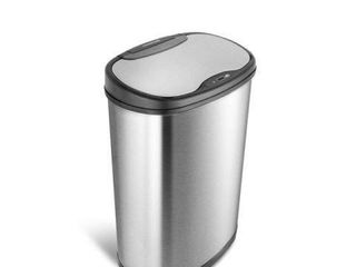 NINESTARS MOTION TRASH CAN 13 2 GAllON