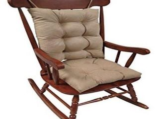 NOGRIPPER NON SlIP ROCKING CHAIR CUSHION SIZE Xl