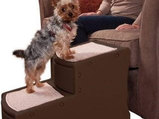 PET GEAR EASY STEP PET STAIRS 2 STEPS